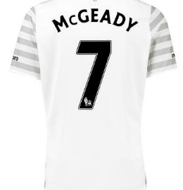 Aiden McGeady Everton away