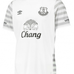 Everton away shirt 2015-16
