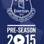 Everton pre-season 2015-16