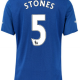 John Stones Everton number 5
