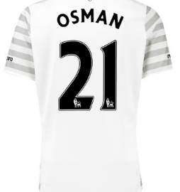 Leon Osman Everton away