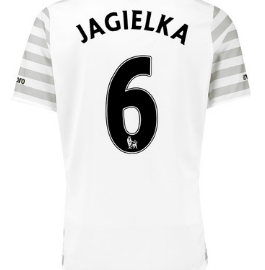 Phil Jagielka Everton away