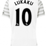 Romelu Lukaku Everton away