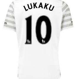 Romelu Lukaku Everton away
