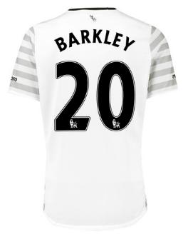 Ross Barkley Everton away