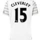 Tom Cleverley Everton away 2015-16