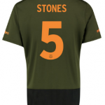 Stones 1 Everton third