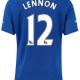Aaron Lennon Everton 12