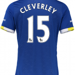 Tom Cleverley Everton