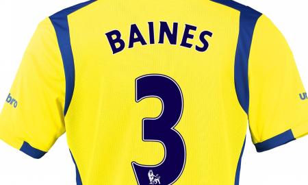 Leighton Baines Third kit