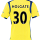 Mason Holgate Everton 3rd