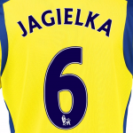 Phil Jagielka third kit