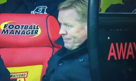 Koeman at Watford