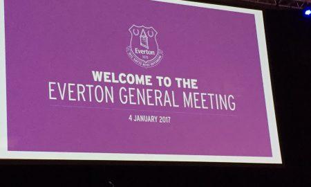 Everton General Meeting
