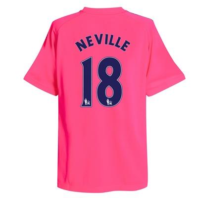 Neville away
