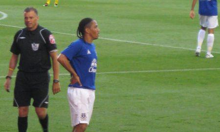 Pienaar v Everton