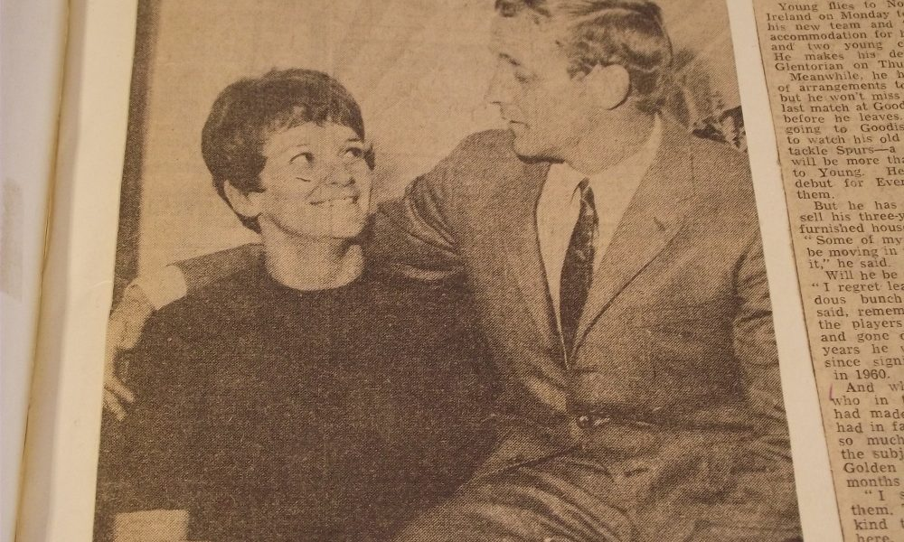 Alex and Nancy Young