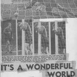 Gordon West hides as Everton take a penalty