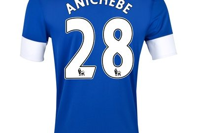 Victor Anichebe Everton