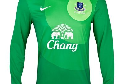 Everton goalkeeper