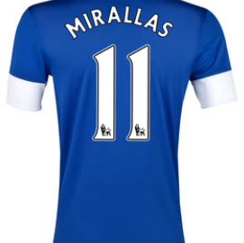Mirallas Everton home