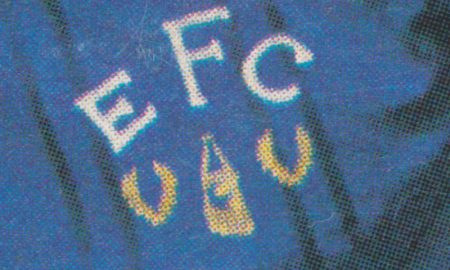 Everton badge 1985