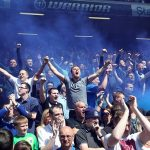 everton fans at anfield