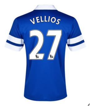 Apostolos Vellios Everton