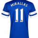 Kevin Mirallas Everton