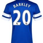Ross Barkley Everton