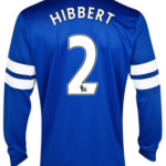 Tony Hibbert Everton