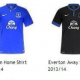 New Everton kit 2013-14