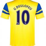 Gerard Deulofeu away 2013-14