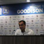 Roberto Martinez Everton manager