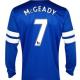 Aiden McGeady Everton