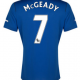 Aiden McGeady Everton
