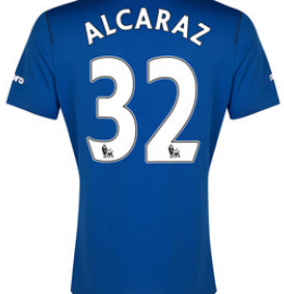 Antolin Alcaraz Everton