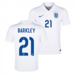 Ross Barkley England and Everton