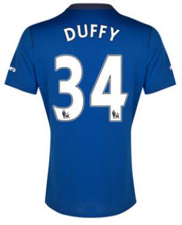 Shane Duffy Everton