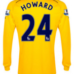 Tim Howard Everton USA