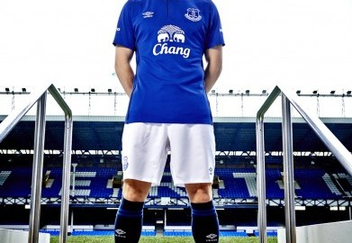 Seamus Coleman Everton 2015