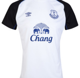 Everton training top 2015