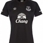 Everton Away kit 2014-15