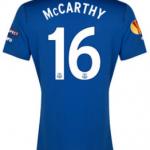 Everton Europa League 2015 James McCarthy