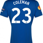 Everton Europa League 2015 Seamus Coleman