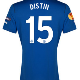 Everton Europa League 2015 Sylvain Distin