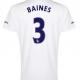 Leighton Baines Everton third shirt