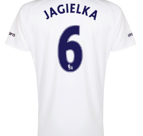 Phil Jagielka Everton third shirt