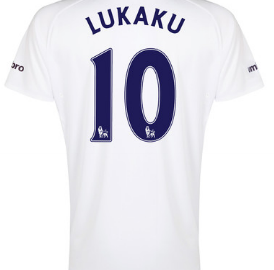 Romelu Lukaku Everton third shirt