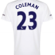 Seamus Coleman Everton third shirt